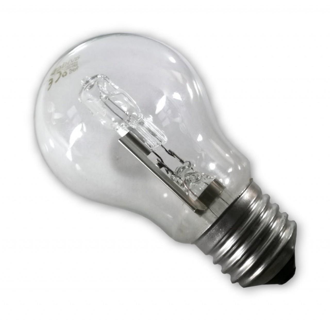 Well-Com 230 V - E27 Halogen Leuchtmittel 52 W 54279617