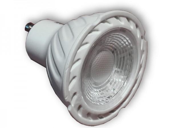 7 W - PA 230 V / GU10 LED Leuchtmittel warmweiss