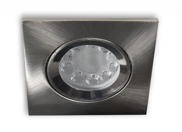 Dimmbarer Wifi LED Spot 5W RGB-WW GU10 - 230V - 906 alu gebürstet