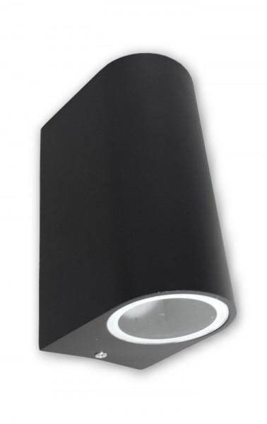 Dimmbare Wifi LED Wandlampe (Paris-2-schwarz) - 5W RGB-WW GU10 230V