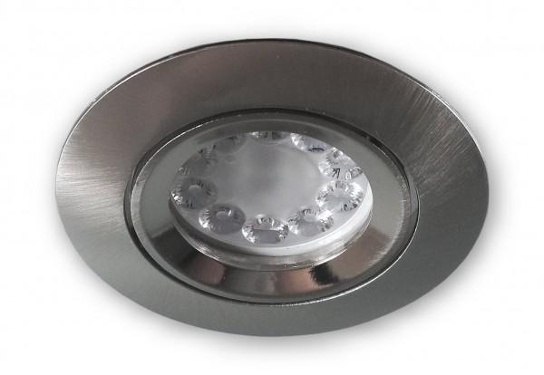 Dimmbarer Wifi LED Spot 5W RGB-WW GU10 - 230V - 902 alu gebürstet