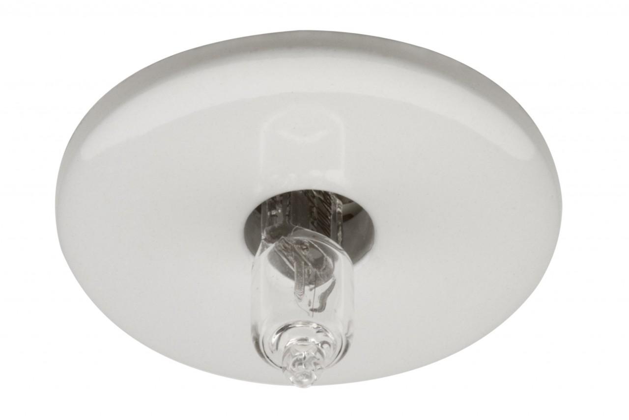 C-Light GmbH / TopLux 10er Set - G4 / 10 W Halogen Sternenhimmel 40 mm Weiss (inkl. Trafo)