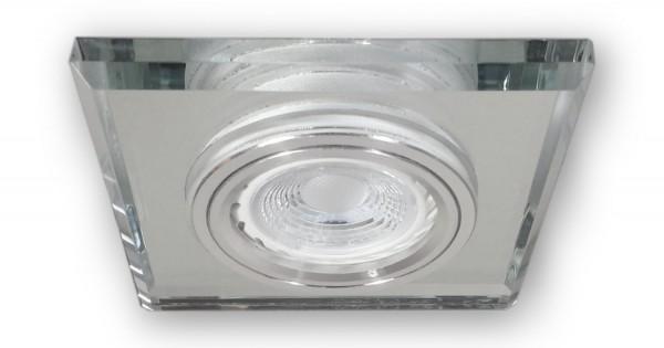 12 V - MR16 Glas Einbaustrahler S1371WH