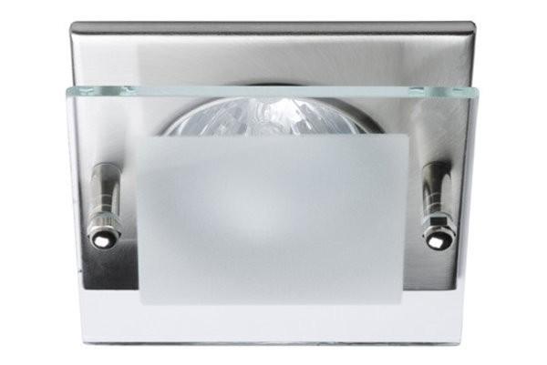 5 x 20 W Halogen Strahler 12 V / 4 Eck mit Glas ( inkl. Kabel )