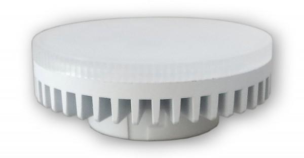 led leuchtmittel dimmbar gx53 satiniert 230 v 7 w tlw neutralweiss. Black Bedroom Furniture Sets. Home Design Ideas