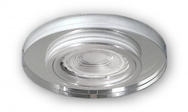 12 V - MR16 Glas Einbaustrahler S1370WH